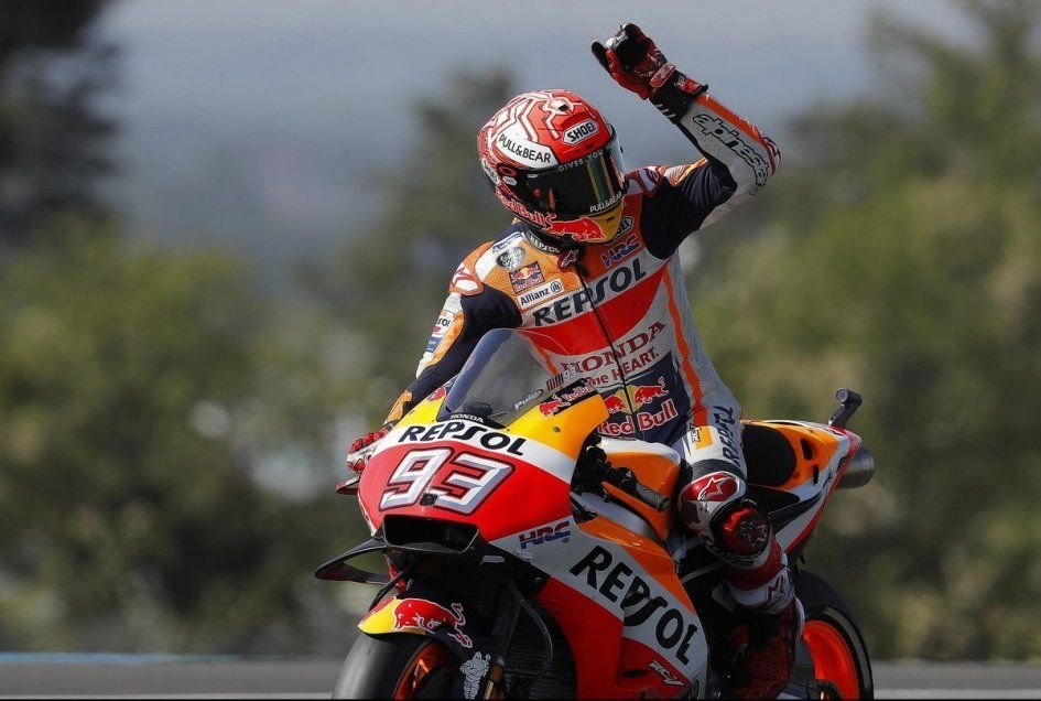 MotoGP: Mugello: Marquez sets his sights on Lorenzo's 65 wins