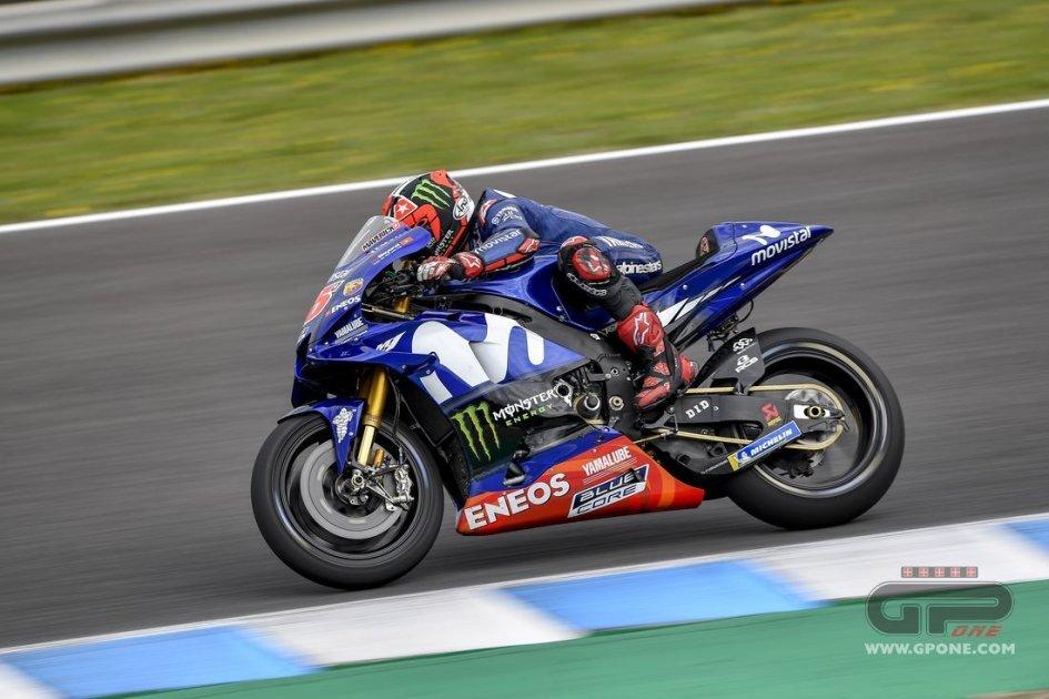 MotoGP: Vinales: veloce nei test? devo esserlo in gara