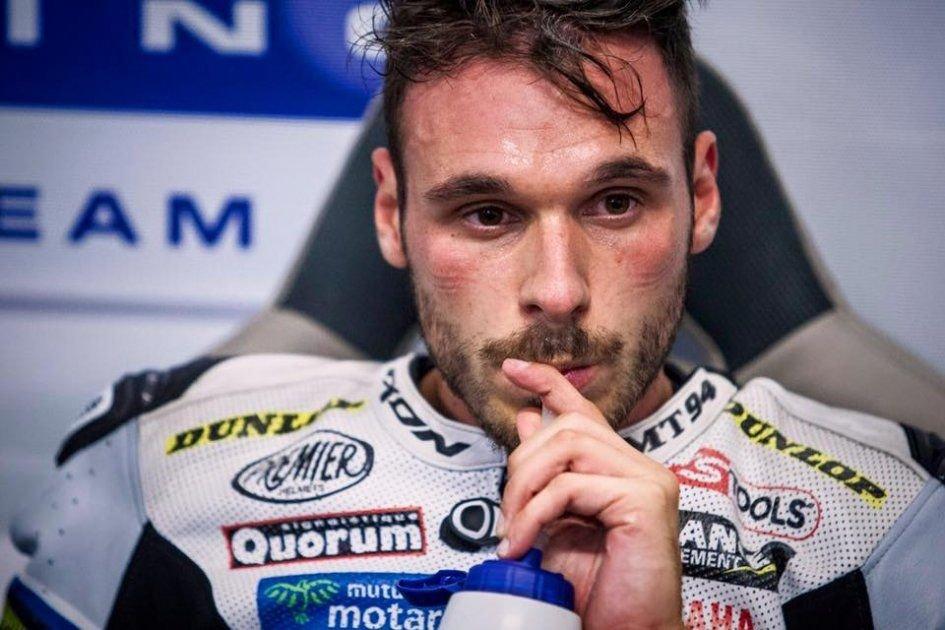 SBK: Donington: Yamaha cala il tris con Niccolò Canepa