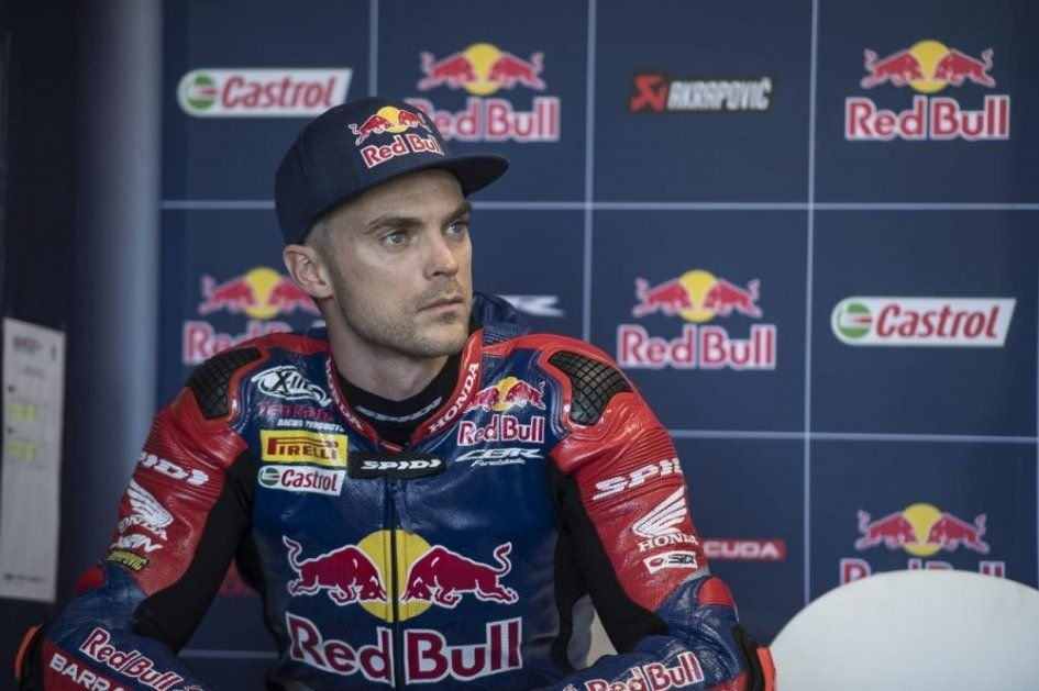 SBK: Camier to try again, but his fitness remains in doubt