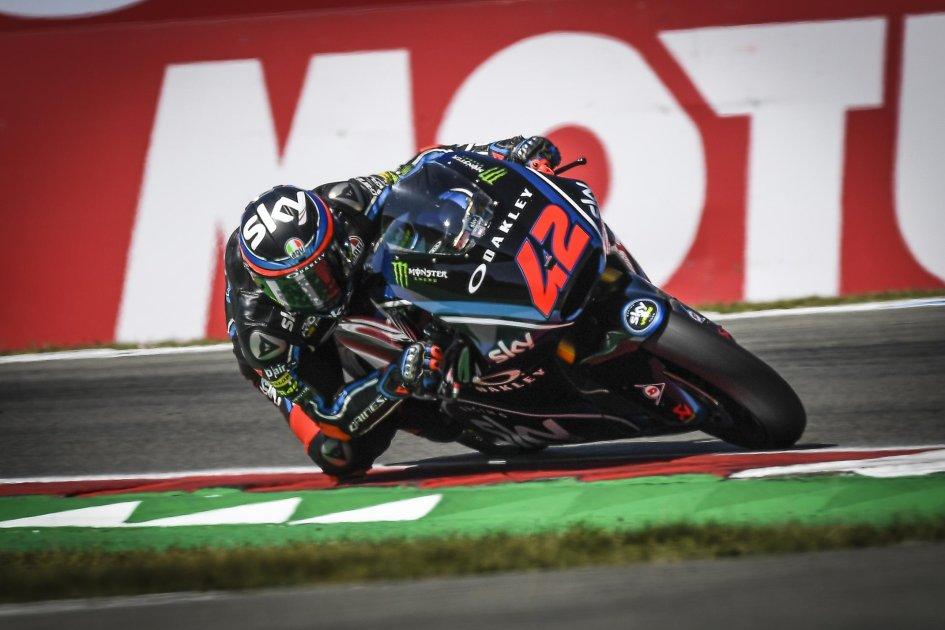 Moto2: Bagnaia e Locatelli, padroni della FP1 di Assen