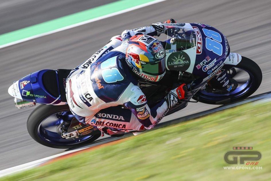 Moto3: WUP: Martin si prende la rivincita su Bastianini