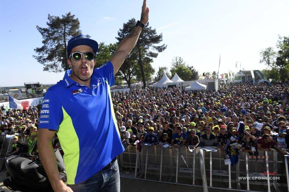 MotoGP: Iannone and Aprilia: Italian marriage until 2020