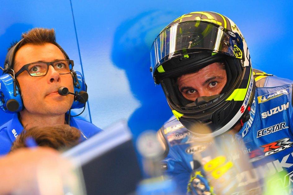 MotoGP: Iannone: I want to give Suzuki a win