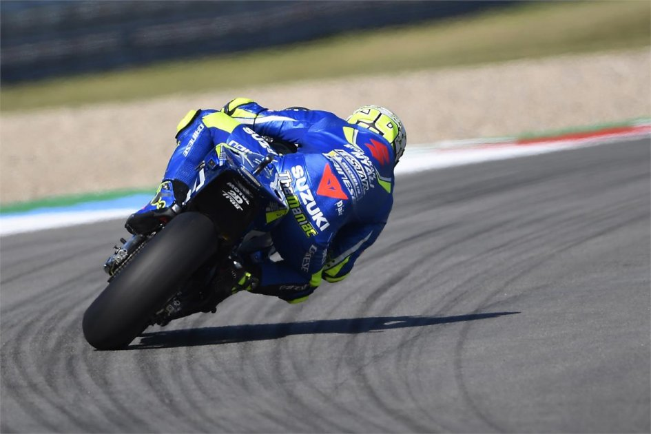 "MotoGP: Iannone: ""I'd be champion with Saturday's points"""