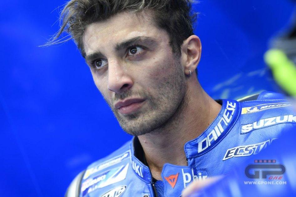 MotoGP: Suzuki says farewell to Iannone, his future lies with Aprilia