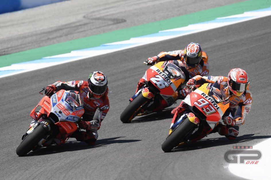 MotoGP: Marquez and Lorenzo to make up Honda's future battleship