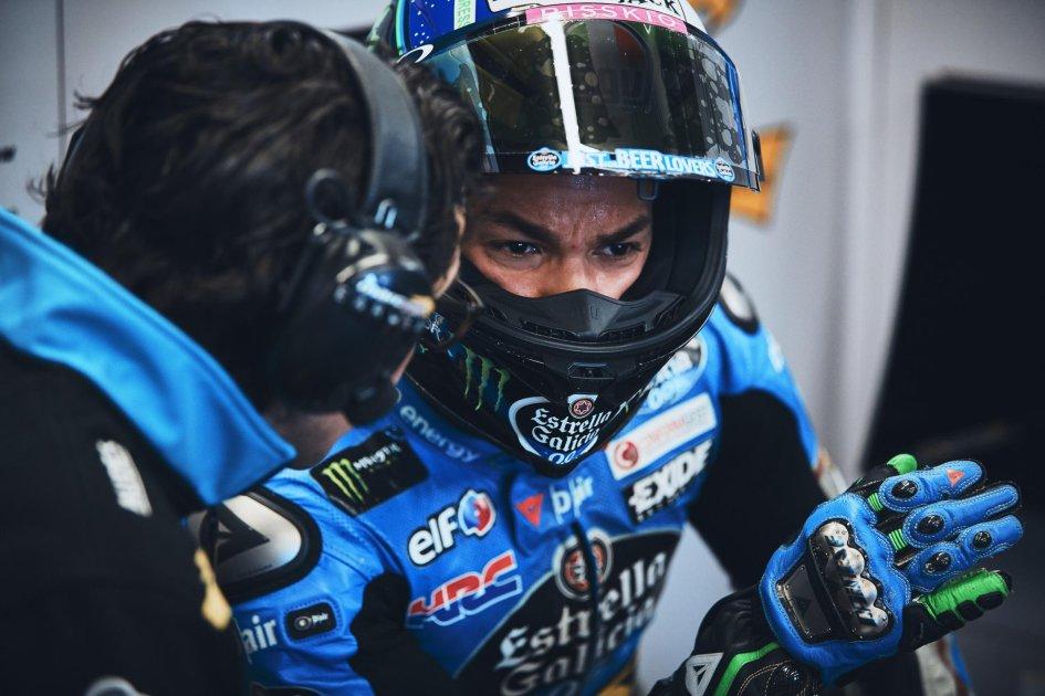 MotoGP: Morbidelli: oggi ho seguito Marc, domani scelgo Vale