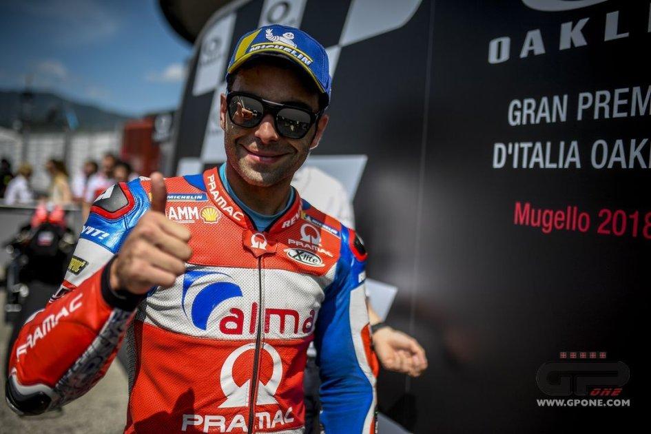MotoGP: UFFICIALE: Petrucci al fianco di Dovizioso nel 2019