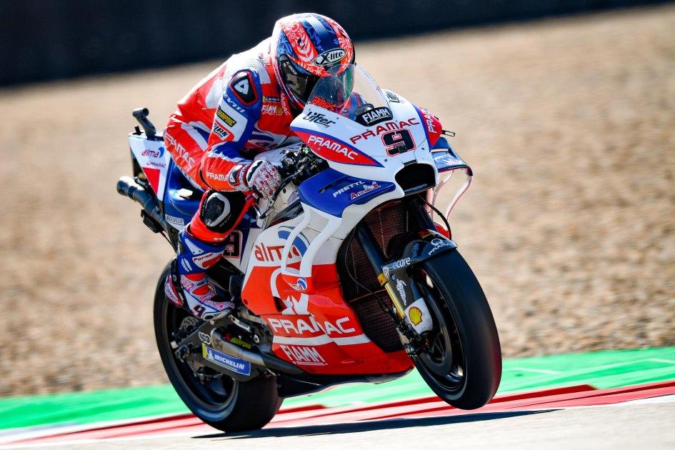 MotoGP: Petrucci: tomorrow morning will be a battle
