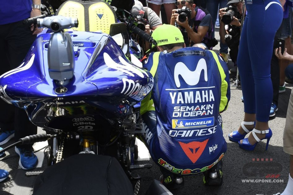 Motogp Sponsor Movistar At Risk For Yamaha There Is A Plan B