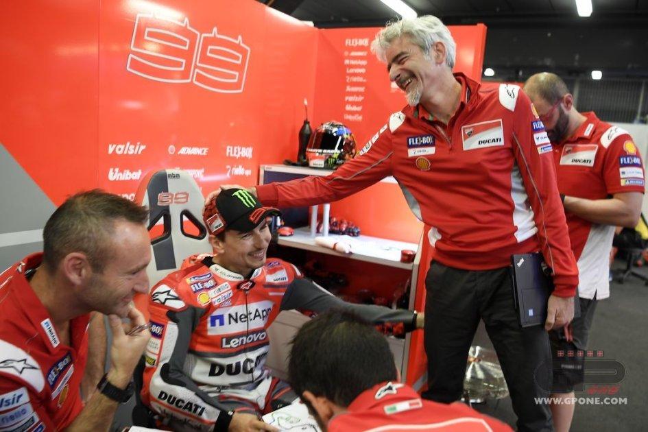 MotoGP: Lorenzo: ora guido la Ducati seguendo il mio DNA