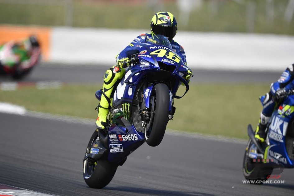 MotoGP: Rossi: Michelin made the wrong tyre choices