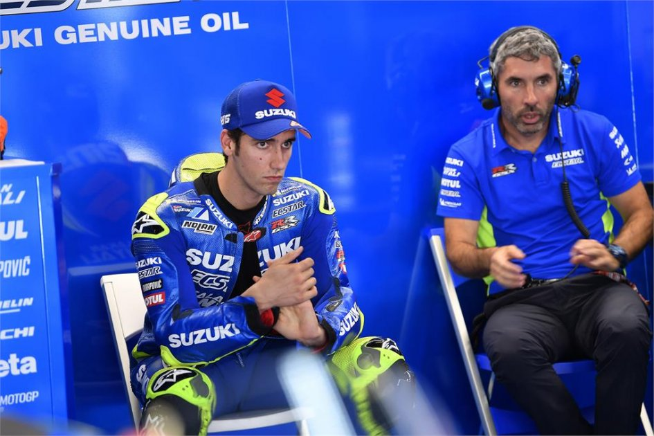 """MotoGP: Rins: """"I don't want to let Marquez get away in the race"""""""