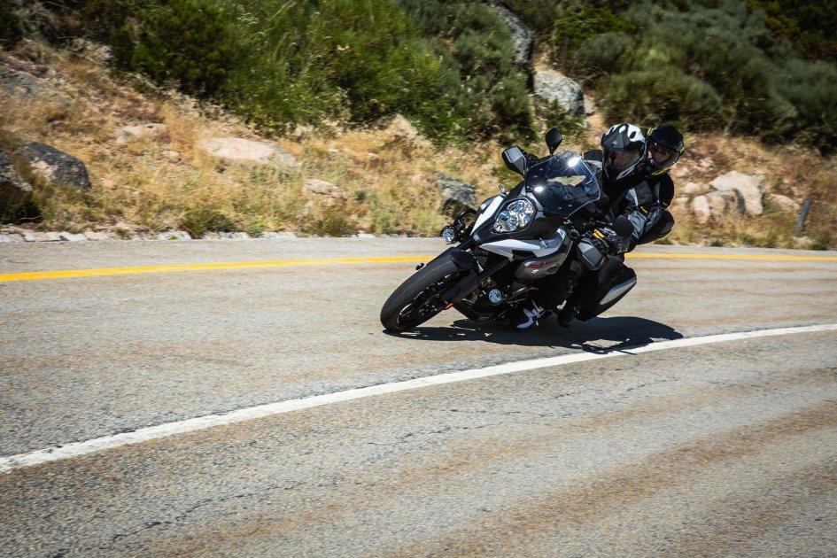 News Prodotto: Suzuki V-Strom Hill Climb Tour 2018: un luglio di test