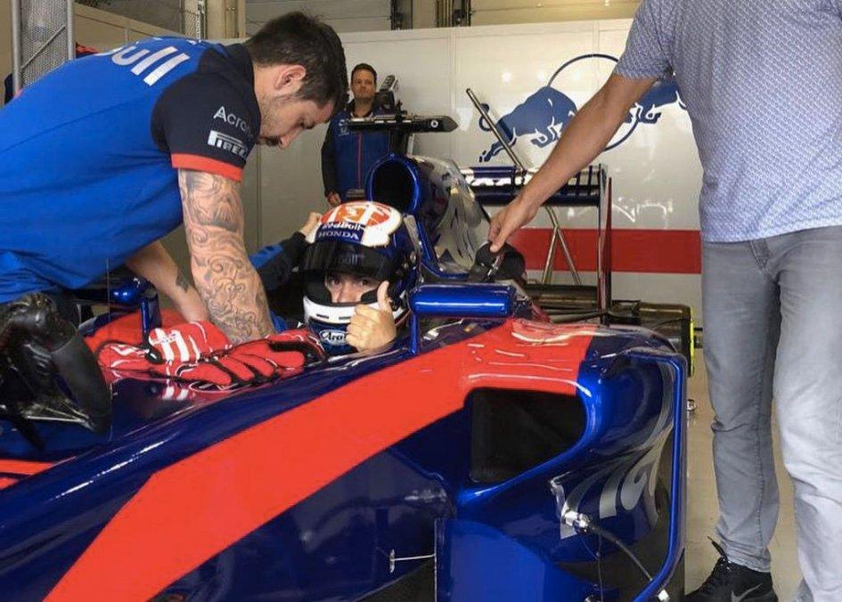 News: Pedrosa: the Formula 1 is a Jet, the MotoGP a horse