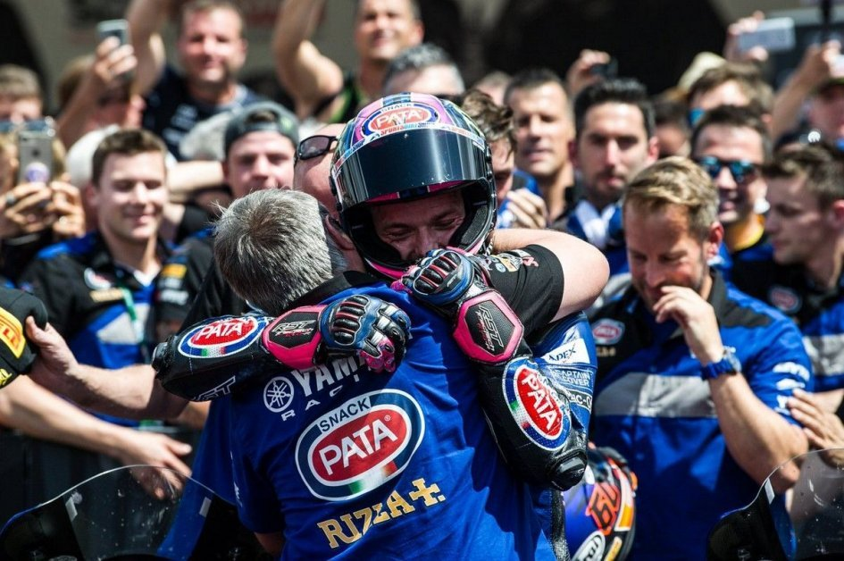 SBK, Alex Lowes: the Yamaha team is now the strongest on track