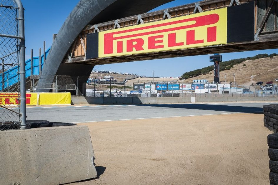 SBK: Pirelli a Laguna Seca con soli pneumatici morbidi