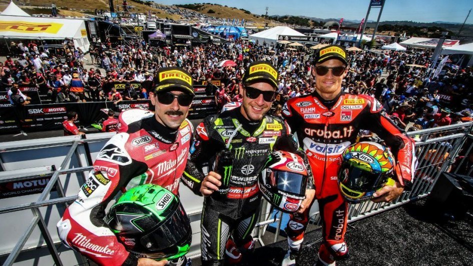 SBK: Laguna Seca: the Good, the Bad and the Ugly