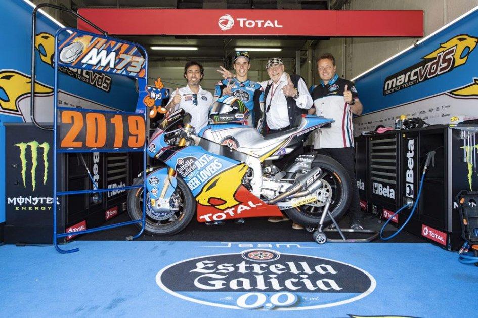 Moto2: No MotoGP for Alex Marquez: he'll stay in Moto2