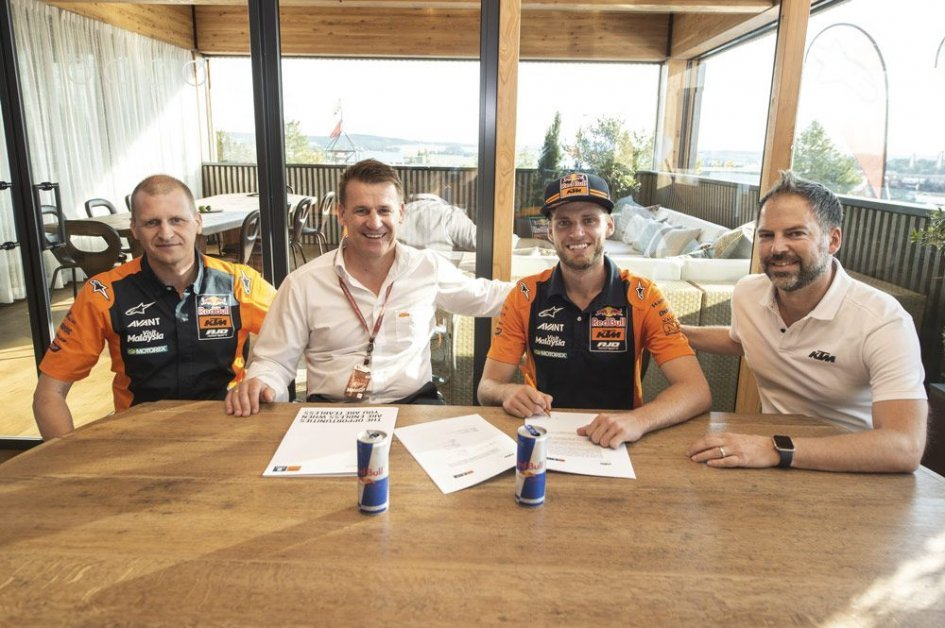 Moto2: Binder and KTM together again in 2019