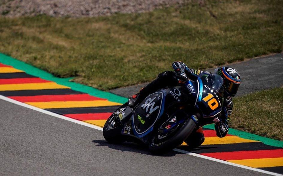 Moto2: FP3: Marini sorprende tutti, 1° davanti a Lowes