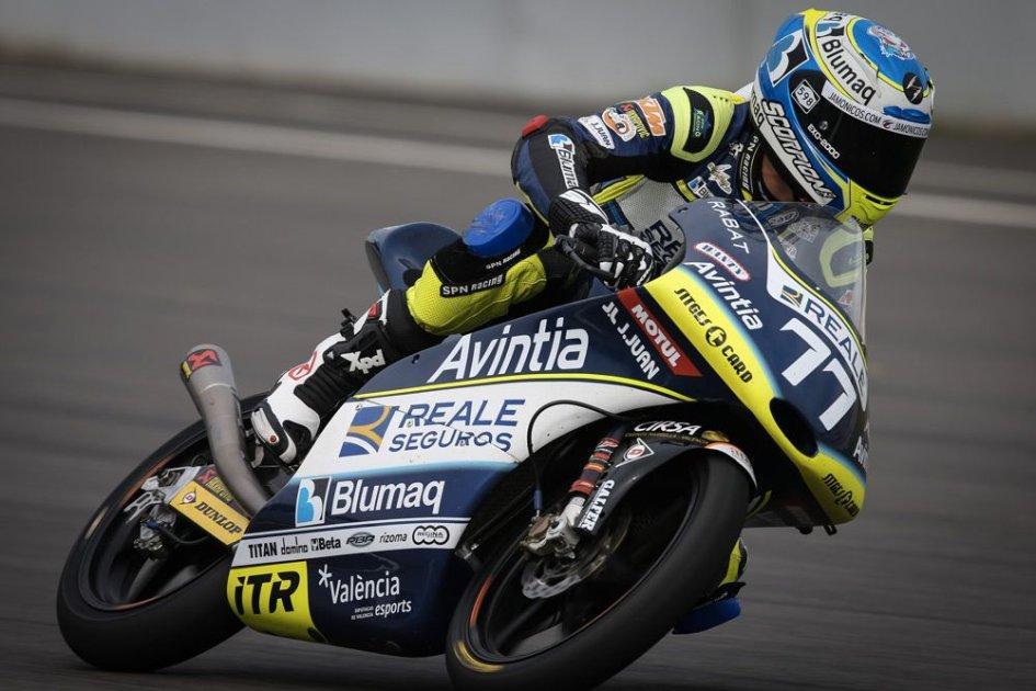 Moto3: Perez col team Avintia al posto di Loi