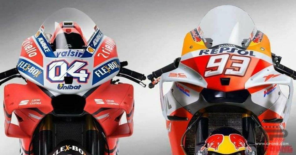 "MotoGP: Dal 2019 stop alle carene ""transformer"""