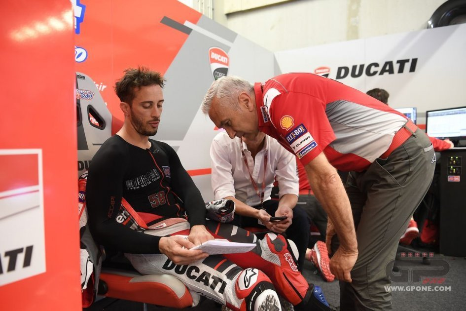 MotoGP: Dovizioso: On the Sachsenring the tyres will make the difference