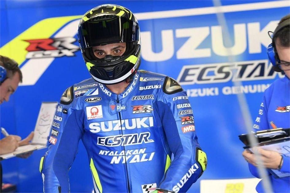 """MotoGP: Iannone: """"Il potenziale mio e della Suzuki è da podio"""""""