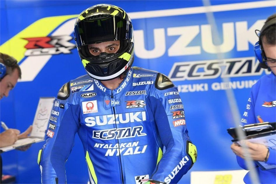 "MotoGP: Iannone: ""My Suzuki and I have podium potential"""