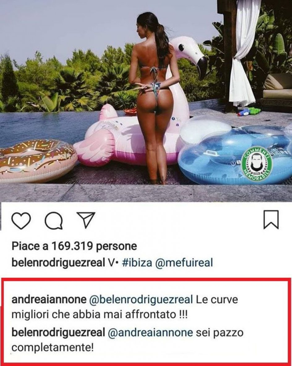 MotoGP: Andrea Iannone in Belen: you are my best...curves