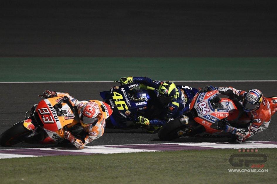 """MotoGP: Ducati and Yamaha """"best of enemies"""" against Marquez"""