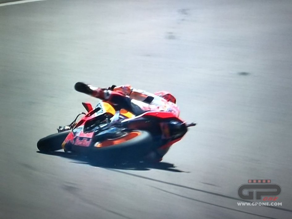MotoGP: The spin of Marquez at the Sachsenring