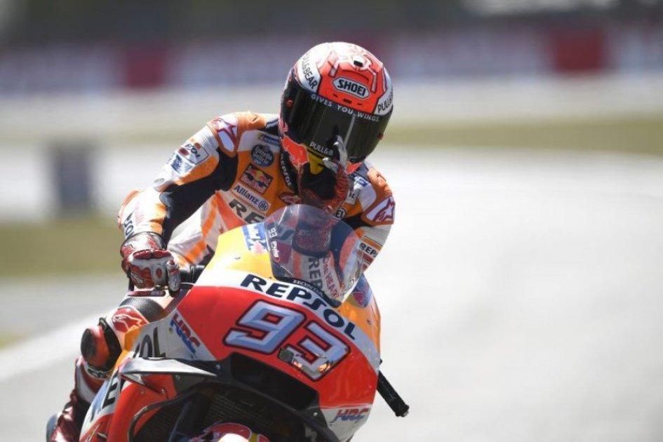 MotoGP: OrgasmAssen, Marquez triumphs in Dutch free-for-all