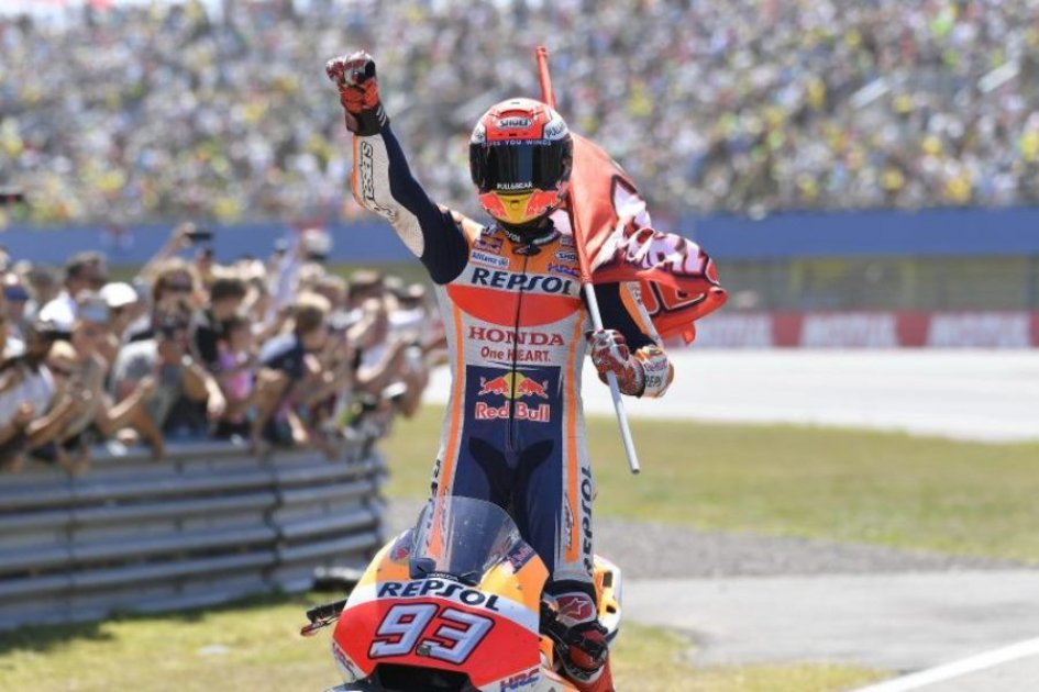 MotoGP: Marquez: The Sachsenring? A different story every time