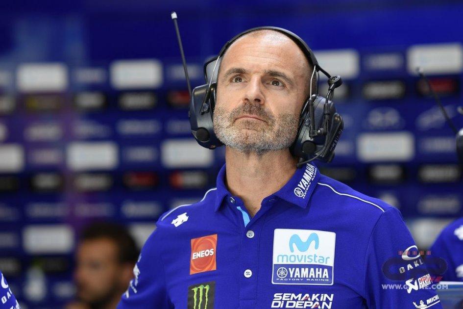 """MotoGP: """"Obiettivo di Yamaha e Rossi è mettere pressione a Marquez"""""""