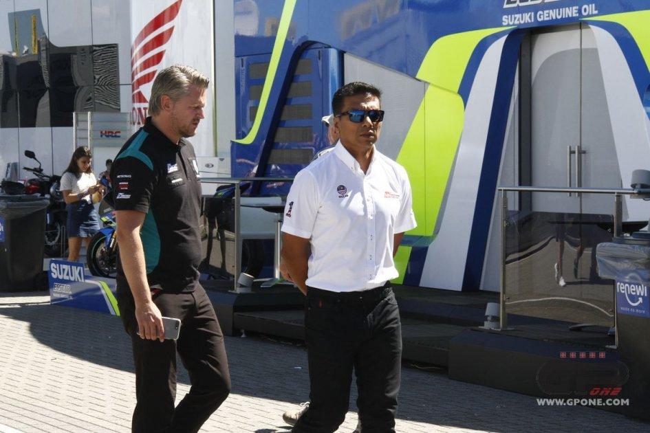 MotoGP: SIC replaces Team Nieto: the Yamaha-Petronas deal is done