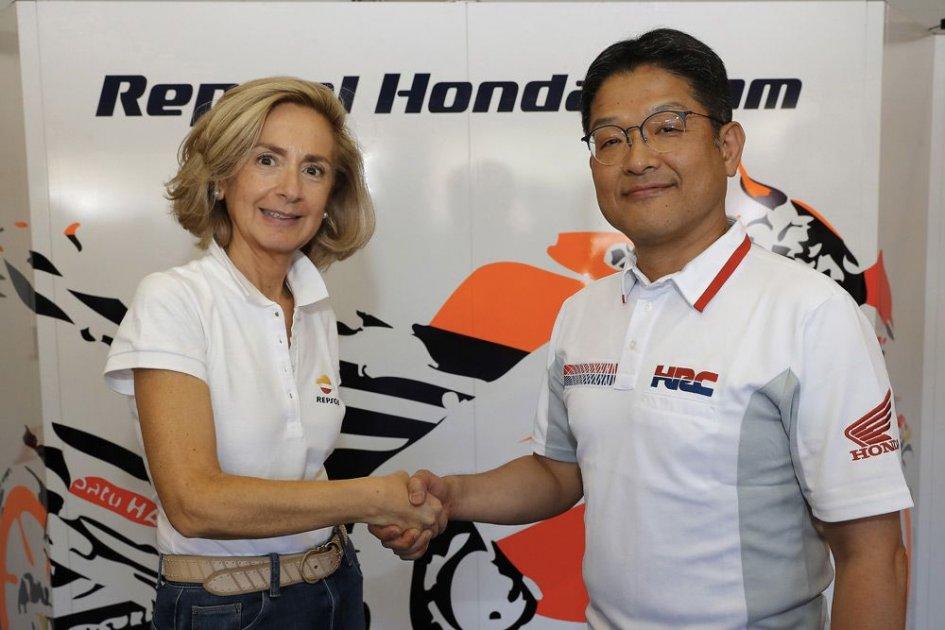 MotoGP: Repsol sponsor del team Honda fino al 2020