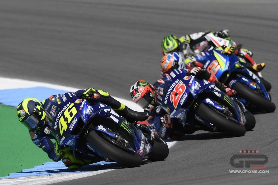 MotoGP: Rossi: Repeat the Assen race on the Sachsenring? I'll try
