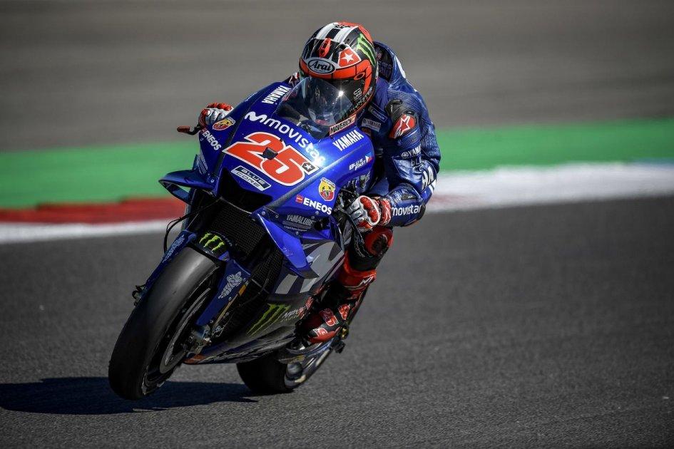 MotoGP: Vinales: più che una gara di moto, è stata una corsa di cavalli
