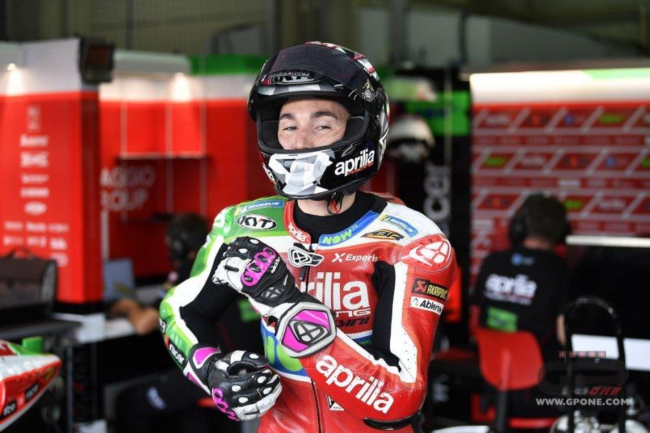 MotoGP: Aleix Espargarò to miss the German GP