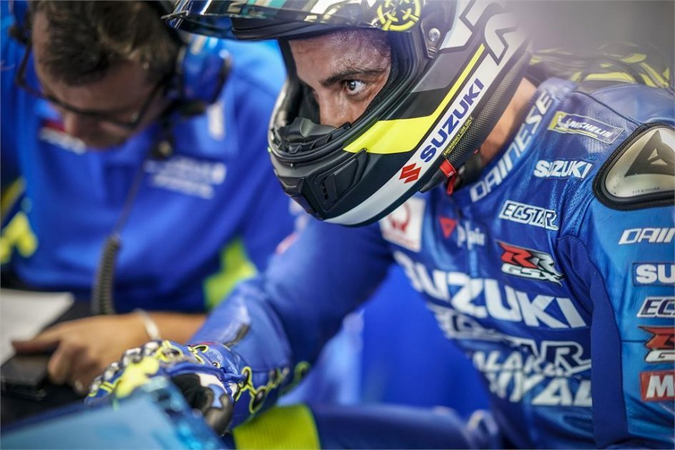 MotoGP: Iannone: At the Sachsenring to get back to battling with the best