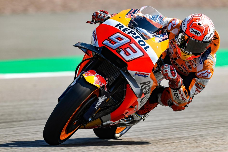 MotoGP: Marquez si conferma re di Sassonia, 2° Petrucci