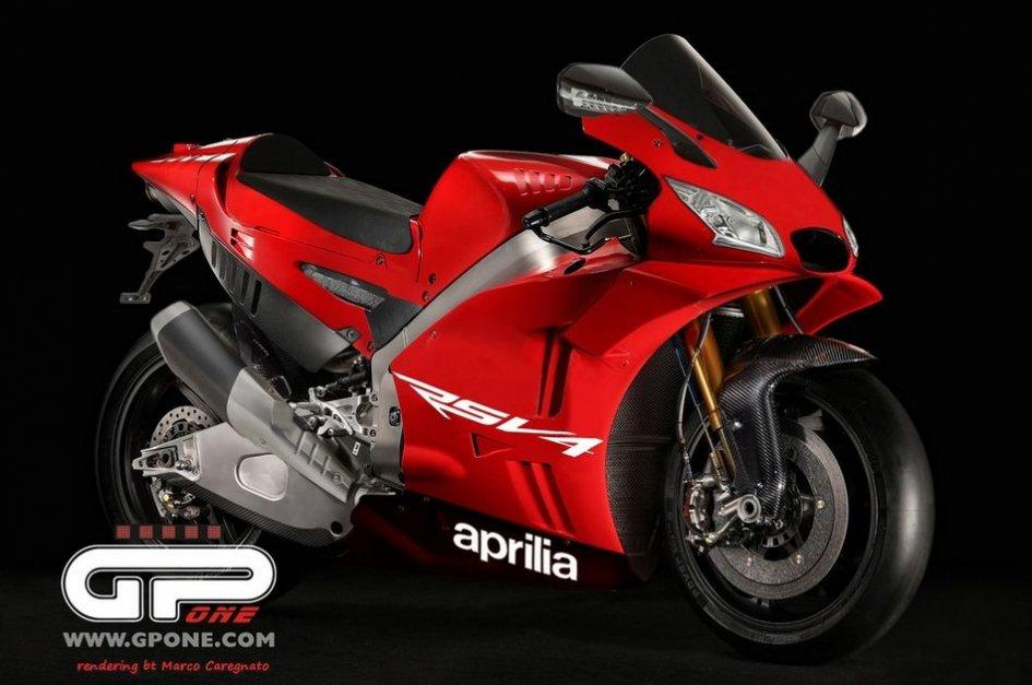 News Prodotto: Aprilia scalda il motore della prossima RSV4