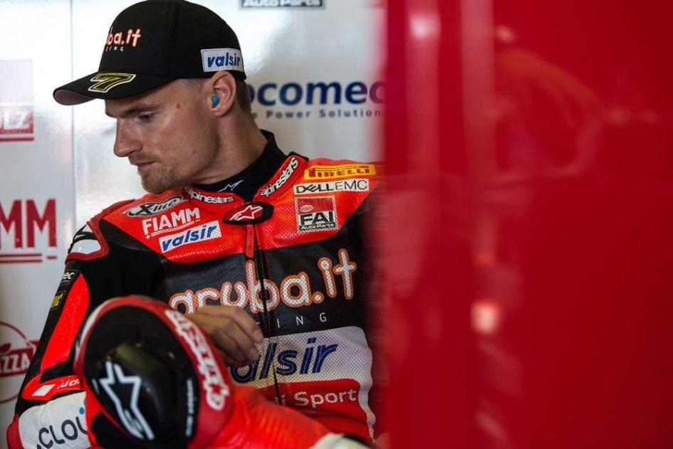 SBK: Davies: la Ducati V4? La voglio vincente già dalla FP1 di Phillip Island