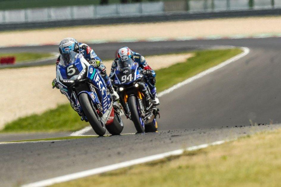 SBK: Honda vs Yamaha: una poltrona per due a Suzuka 8 Ore