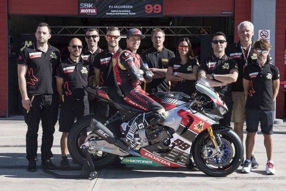 SBK: Triple M, acquisition of Sachsenring rights