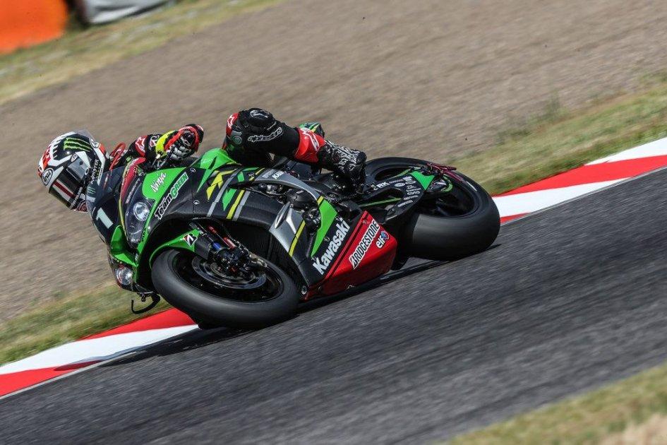 SBK: Suzuka 8 Hours: Rea scores pole ahead of Honda and Yamaha