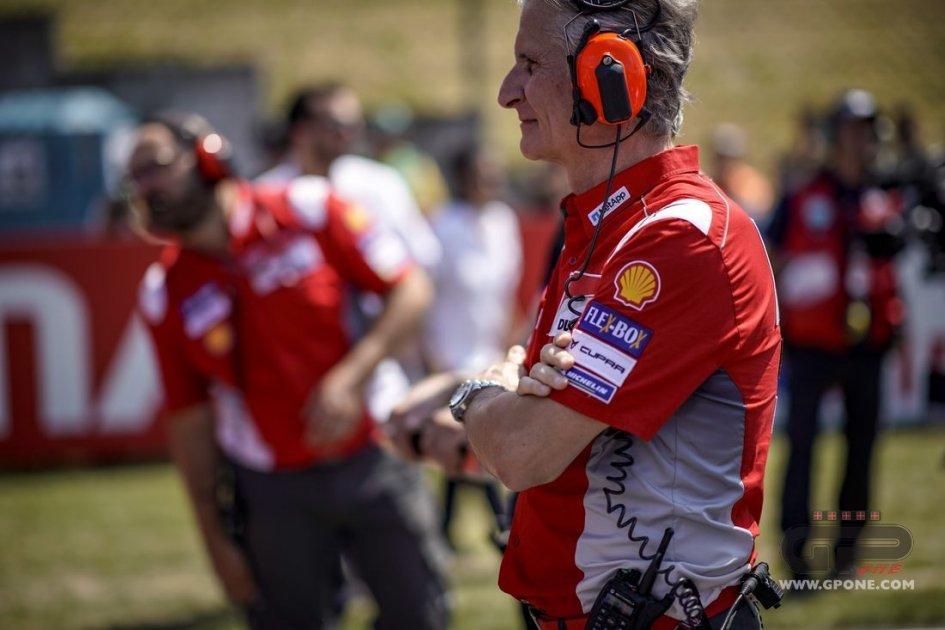 "MotoGP: Ciabatti: ""I test? senza Marquez manca il riferimento"""